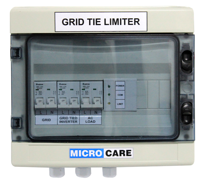 Grid Tied Limiter 2016 - doc