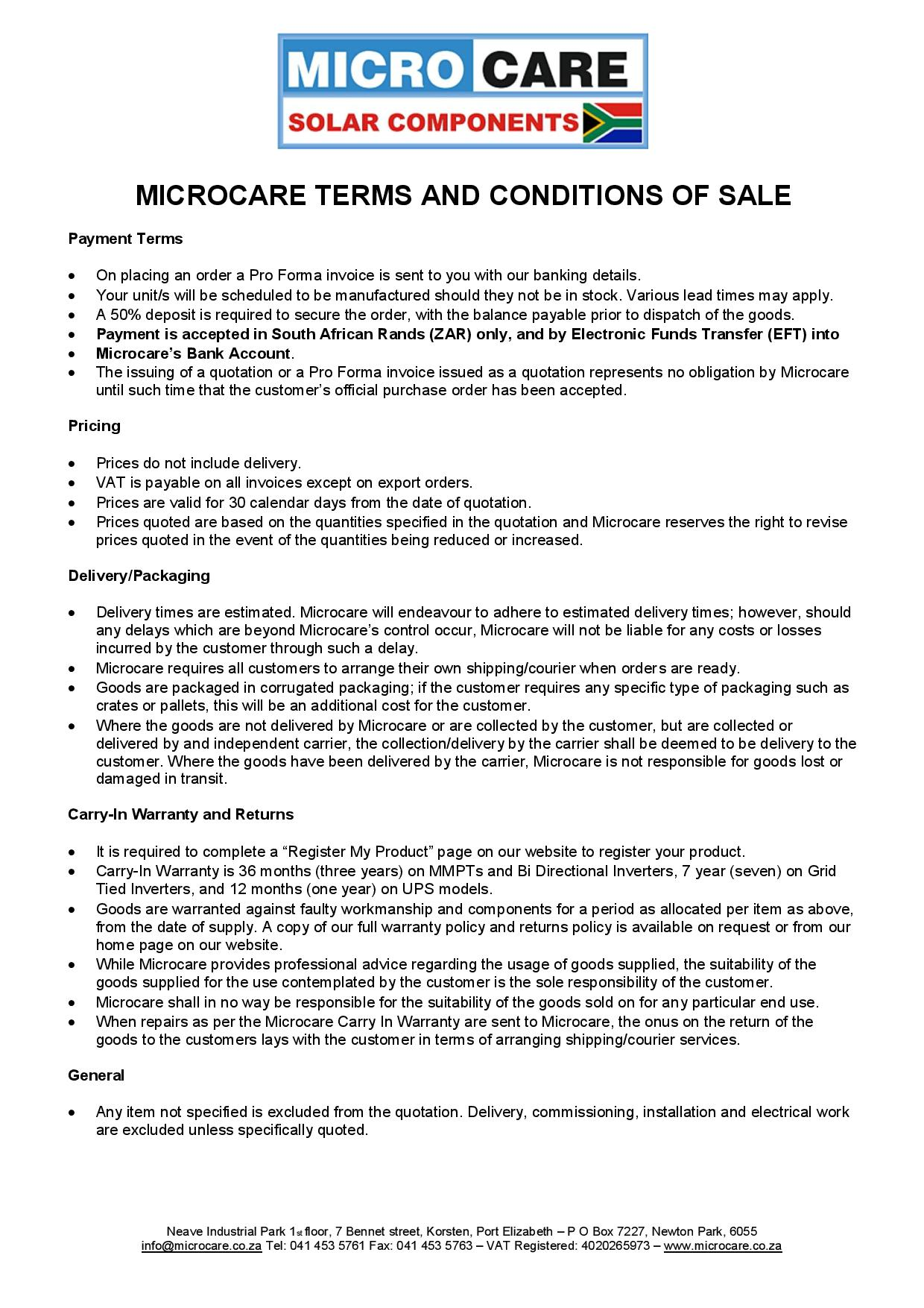 Microcare T&Cs of sale-page-001