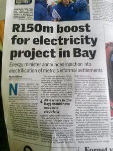 Microcare powers NMandelaBay - Herald