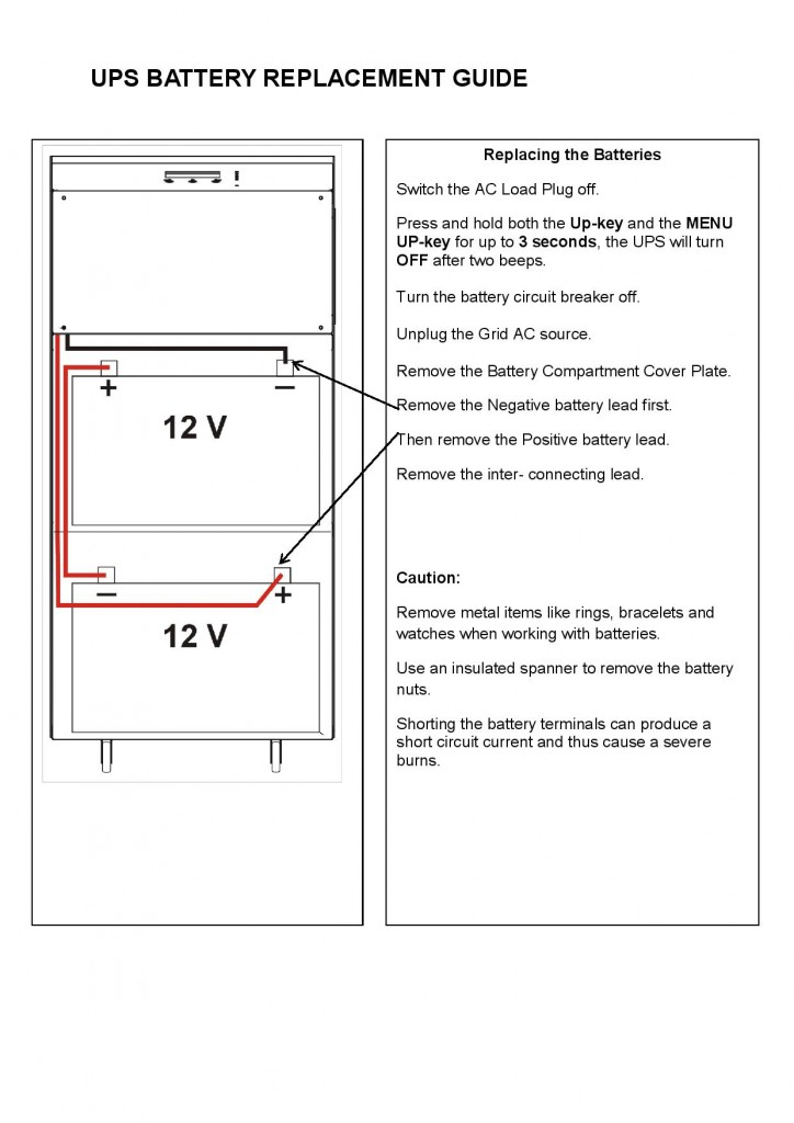 UPS BATTERY REPLACEMENT GUIDE-page-001