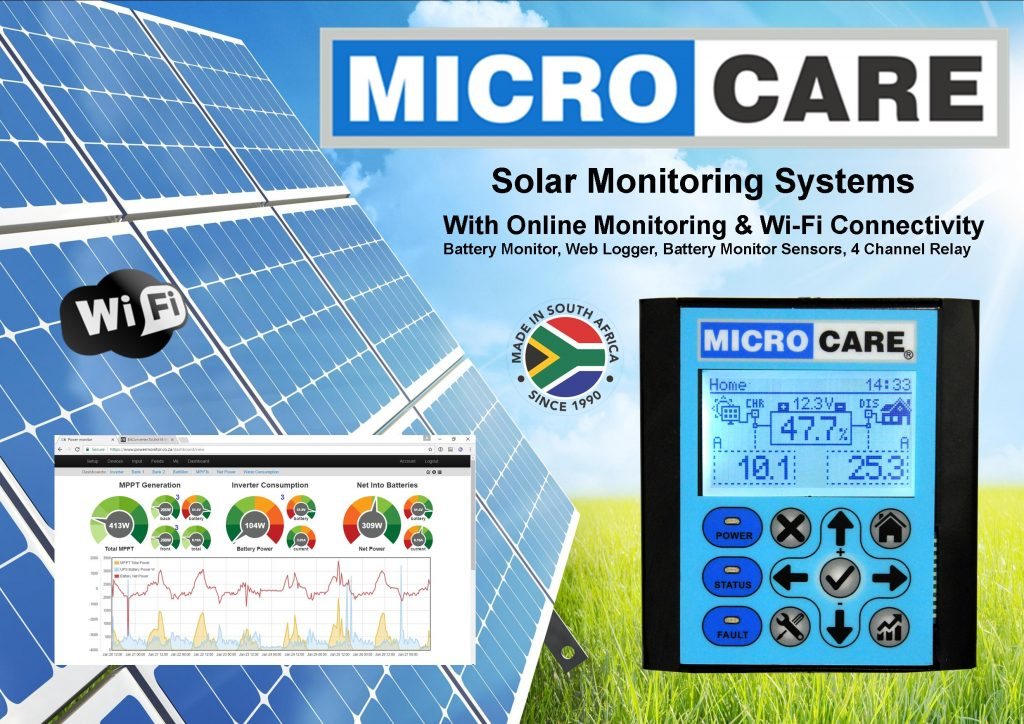 Solar Monitoring Systems Amp Comms Microcare