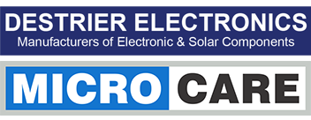 Microcare Solar Components